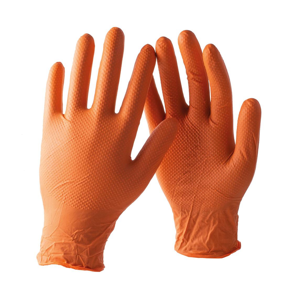 G90 guanti nitrile senza polvere