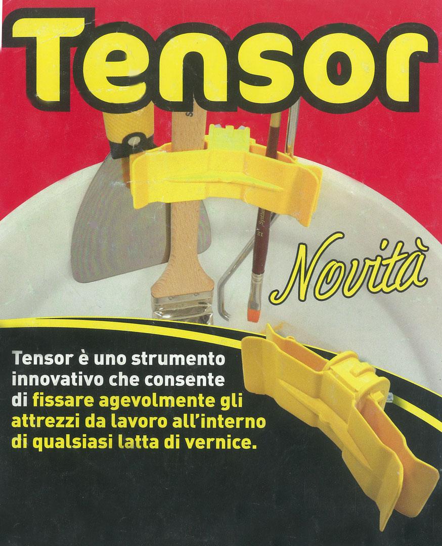 Tensor-particolare
