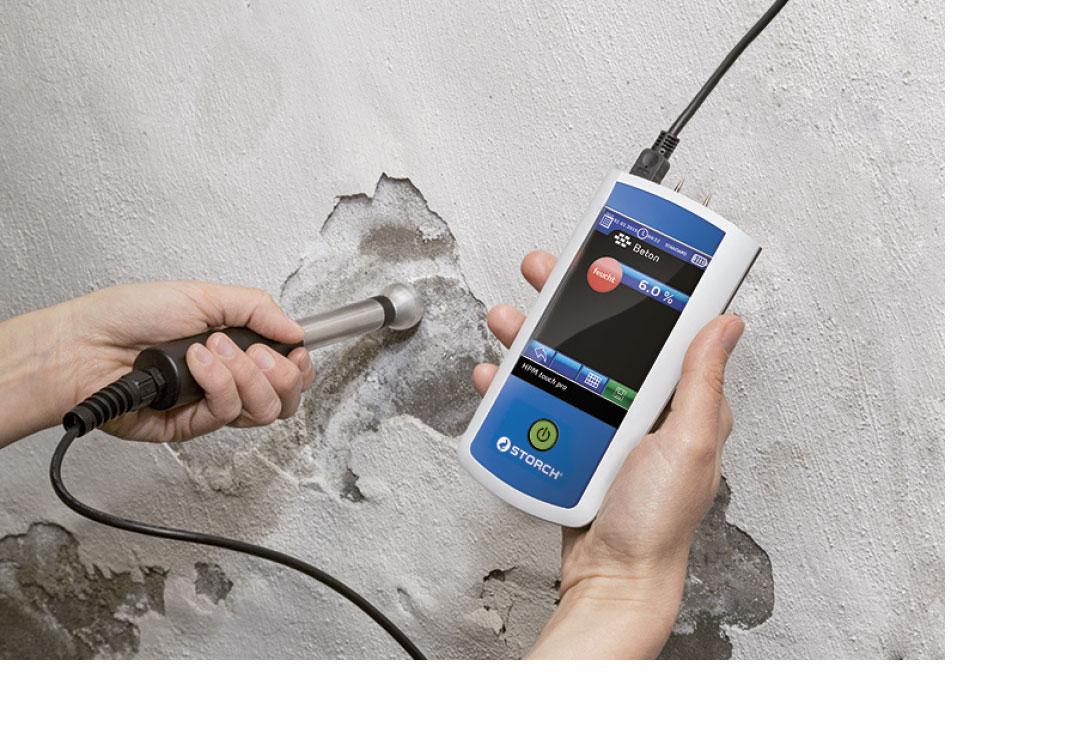 misuratore-umidità-utilizzo